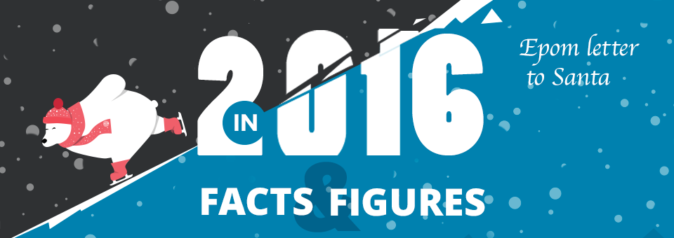 Epom 2016 in Facts and Figures
