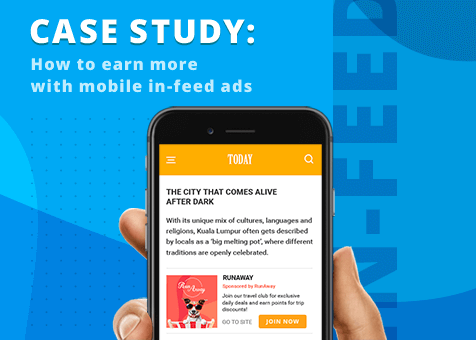 How we boosted publisher's eCPM and daily revenue by 3 times