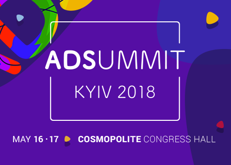 Meet the Epom Team at Ad Summit Kyiv 2018