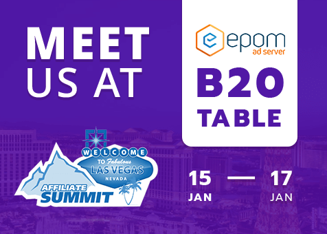 Meet Epom at Affiliate Summit West 2017