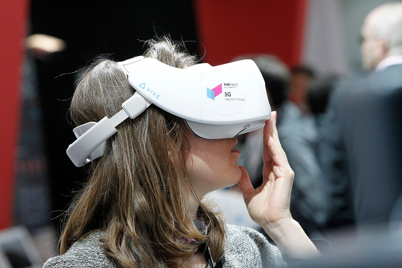 The latest VR technologies at Mobile World Congress 2019