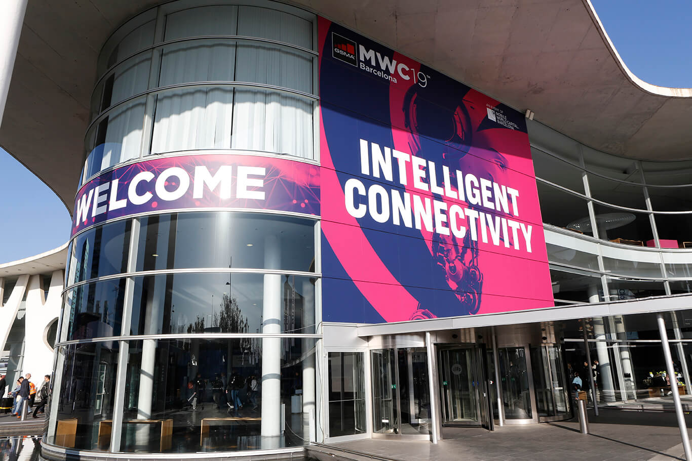 The main trends from Mobile World Congress 2019 in Barcelona